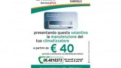 Manutenzione Condizionatori Ricarica Gas Refrigerante
