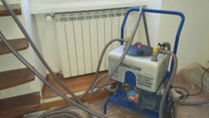 Pulizia impianti di riscaldamento