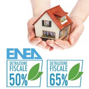 Detrazione ENEA 50 e 65%